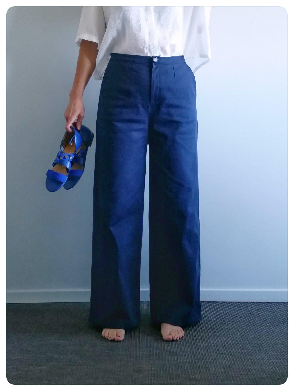 Pantalon Romarin - Blousette Rose