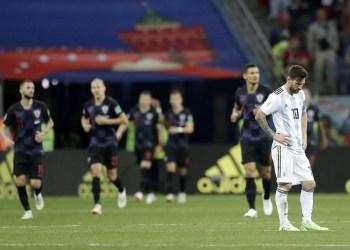 defaite de l'argentine