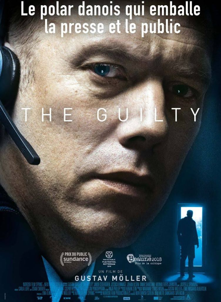 Le film de la semaine : The Guilty, une réalisation de Gustave Möller