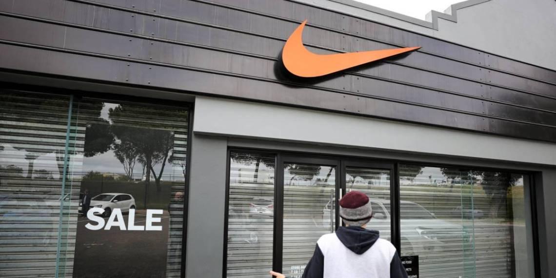 Les magasins Nike en Afrique du Sud baissent le rideau à cause d'une vidéo raciste
