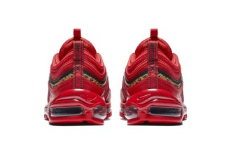 """Nike Air Max 97 """"Red Leather"""""""