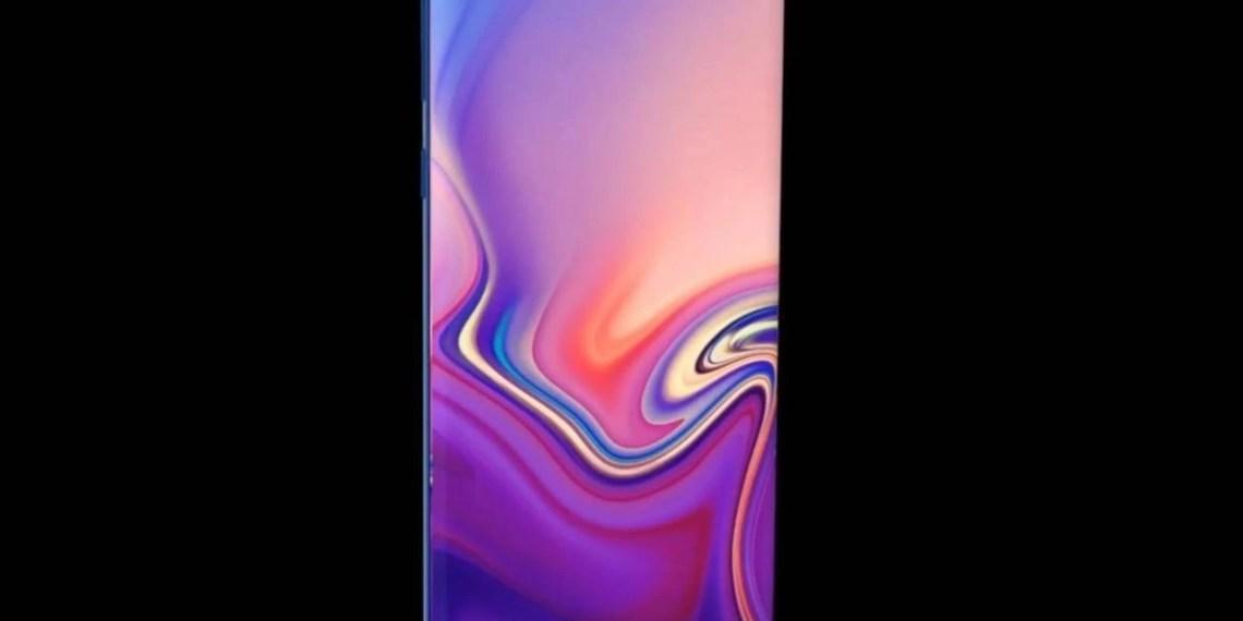 Samsung Galaxy S10 a de nouvelles images