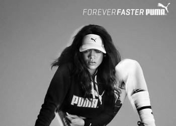 Puma passe devant Nike et Adidas