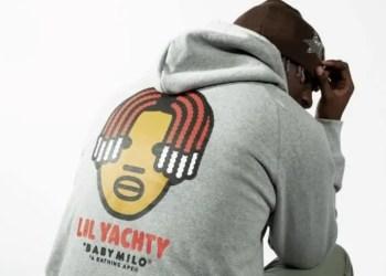Lil Yatchy x BAPE