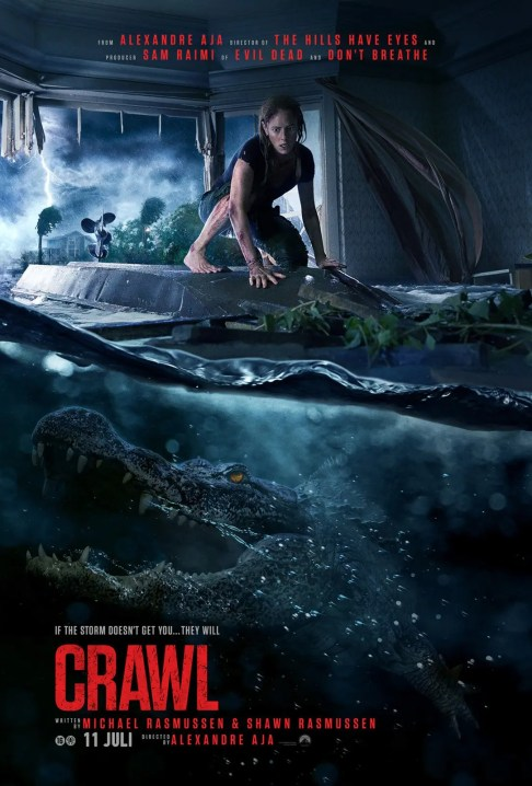 Crawl, en salles le 24 juillet