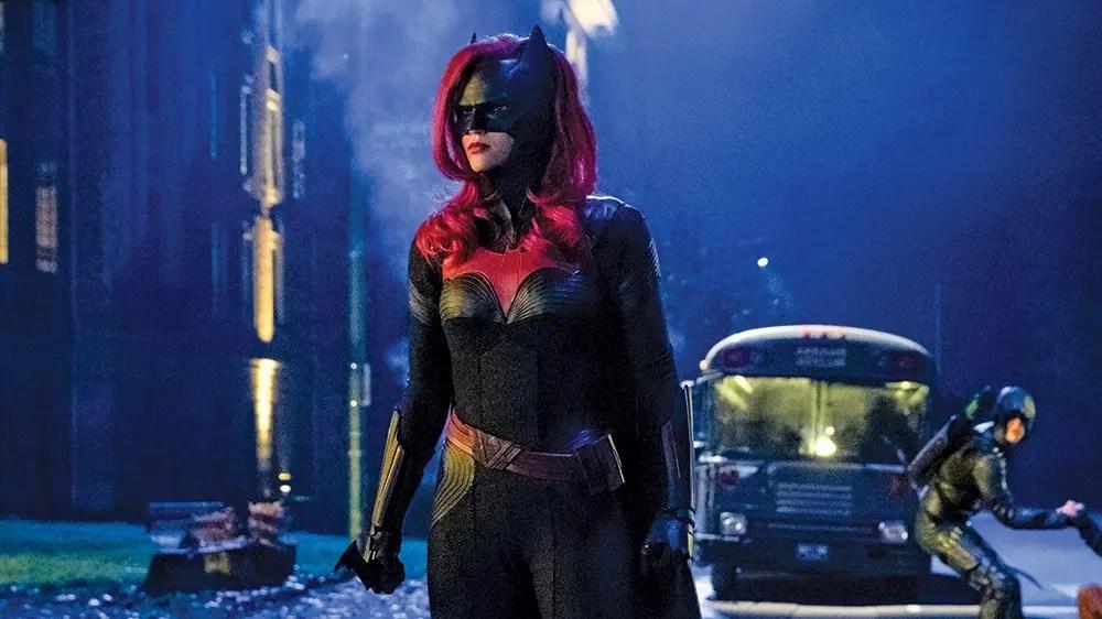 Batwoman saison 2 : Batwoman saison 2 : Ryan Wilder