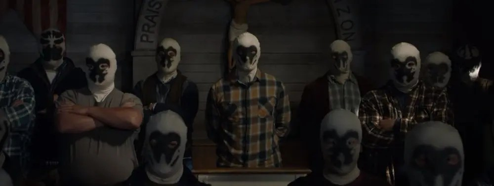 """Premier teaser de la série""""Watchmen"""" dévoilé"""