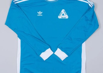 Teaser de la collection Palace x Adidas Originals.