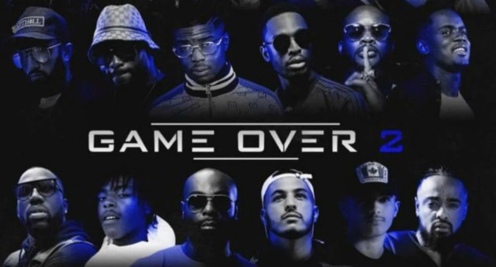 La cover de la compilation « Game Over 2 » dévoilée !