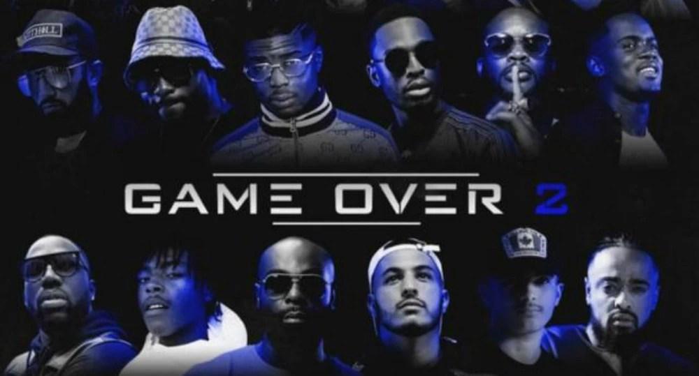 La cover de la compilation «Game Over 2» dévoilée !