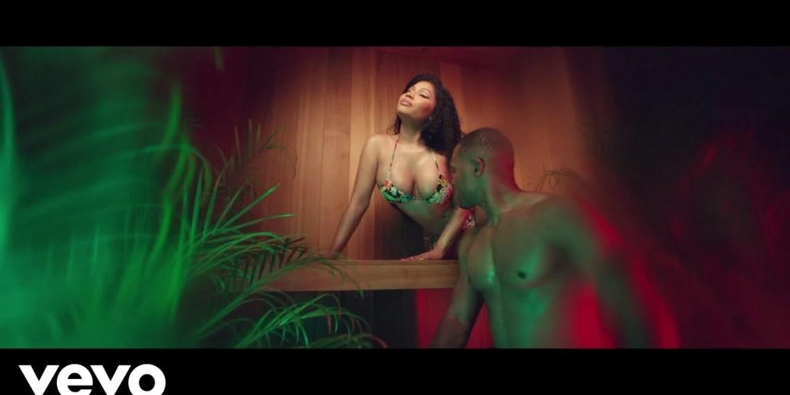 Nicki Minaj sort son hymne de l'été «Megatron»