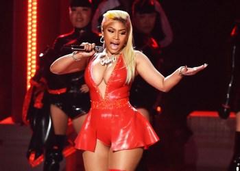 Nicki Minaj présente son nouveau single «Megatron»