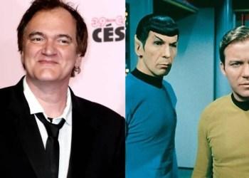 Le script du Star Trek de Tarantino est terminé