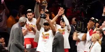 Titre NBA, Raptors