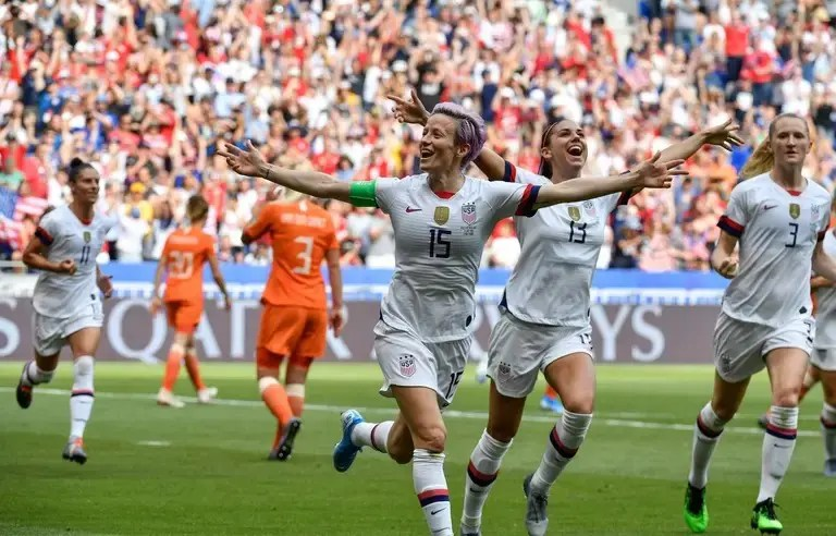 Mondial Féminin 2019 USA