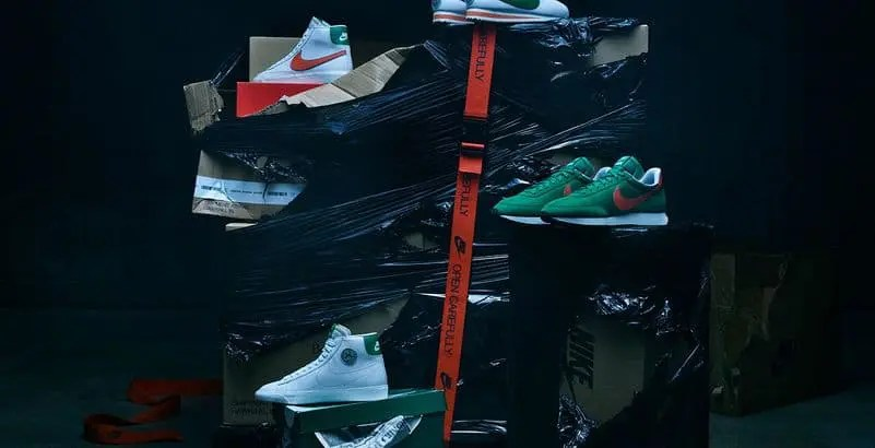 Toute la collection'Stranger Things' x Nike de Nike sera de nouveau.