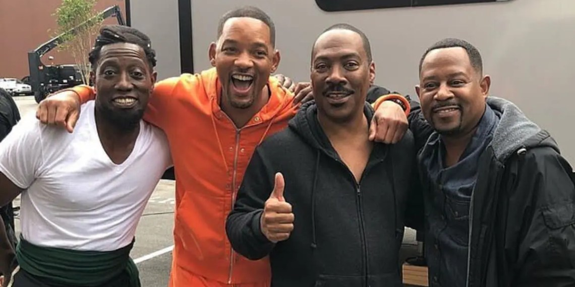 Will Smith, Martin Lawrence, Eddie Murphy et Wesley Snipes s'unissent pour un film épique