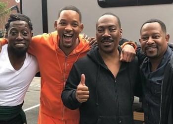 Will Smith, Martin Lawrence, Eddie Murphy et Wesley Snipes s'unissent pour un film épique
