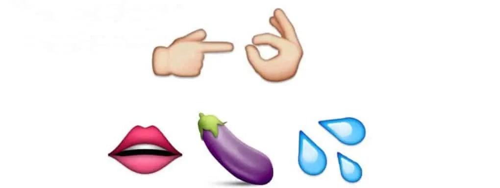 Instagram et Facebook interdisent l'utilisation sexuelle d'Emoji