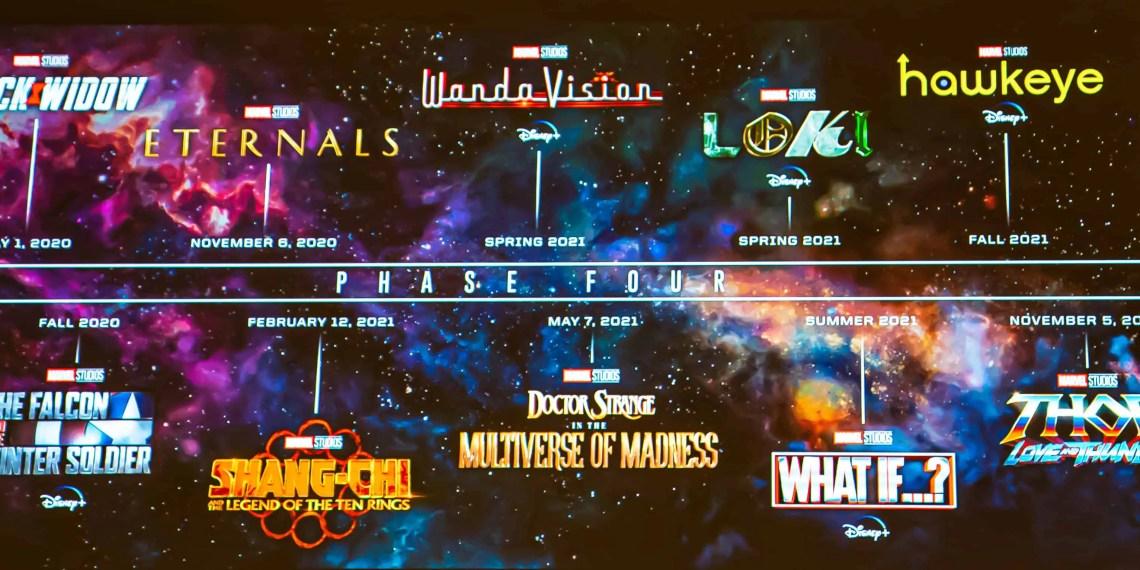 Kevin Feige confirme l'arrivée de trois nouveaux héros Marvel !