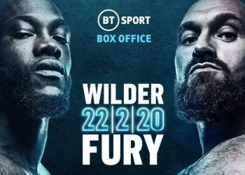 Comment regarder Wilder Vs Fury 2 en live streaming ?