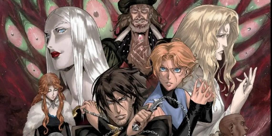 Castlevania Saison 3 : Date de sortie !