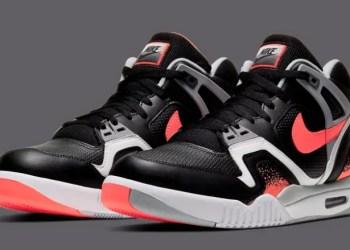 La Nike Air Tech Challenge II de retour dans un coloris « Black Lava »