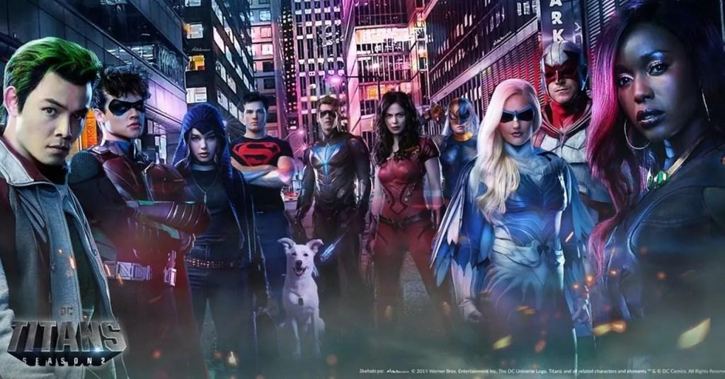 DC Titans Saison 3 : épisode 1 - Tout ce qu'on sait !