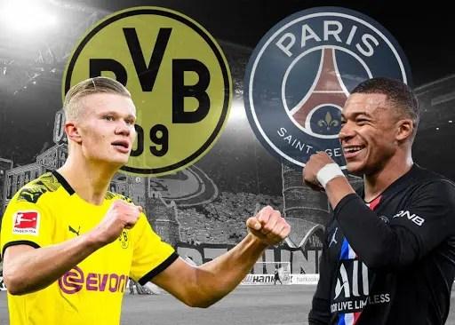 Comment regarder Dortmund vs PSG en live stream gratuitement ?
