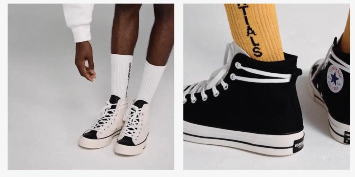 Collaboration Fear of God et Converse