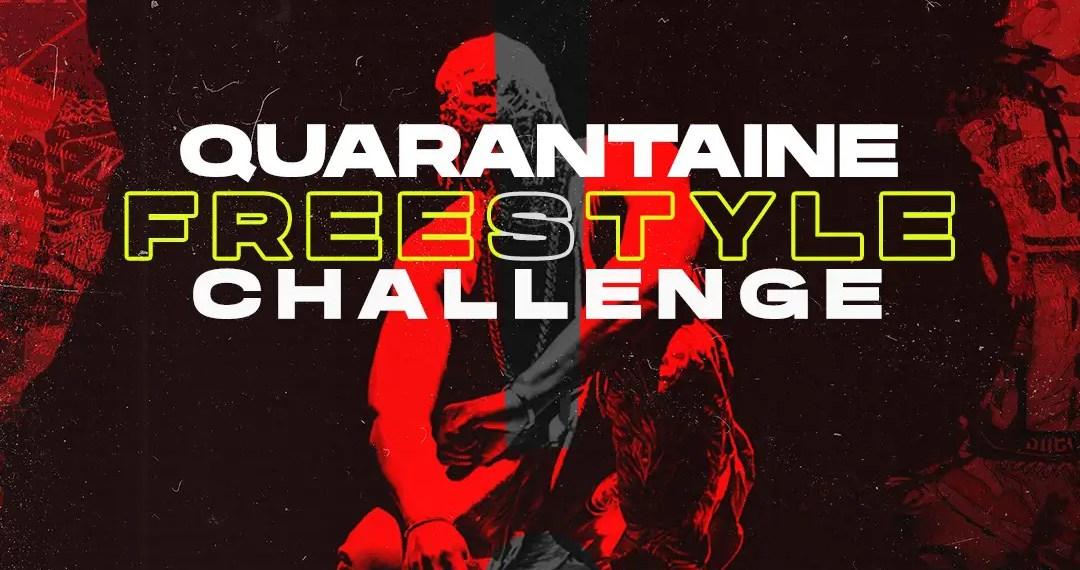 Quarantaine Freestyle Challenge