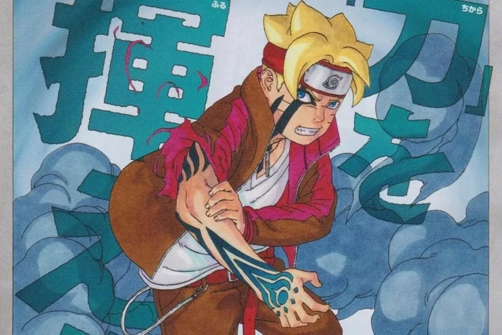 Boruto : Naruto Next Generations Chapitre 45 - Date de sortie, spoils ...