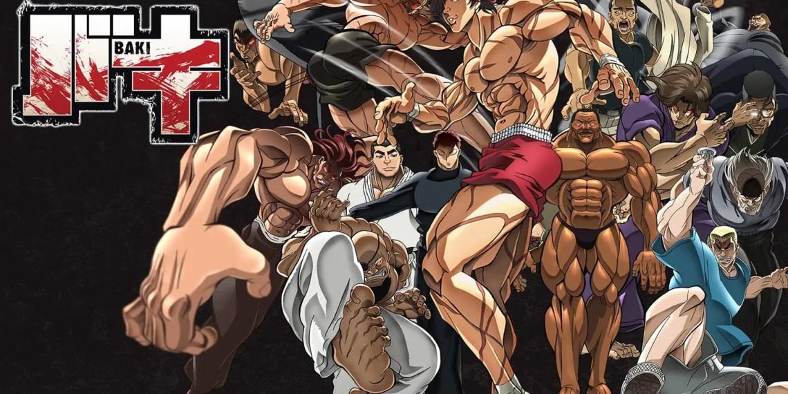 Baki Saison 3 : épisode 1 - Date de sortie probable !