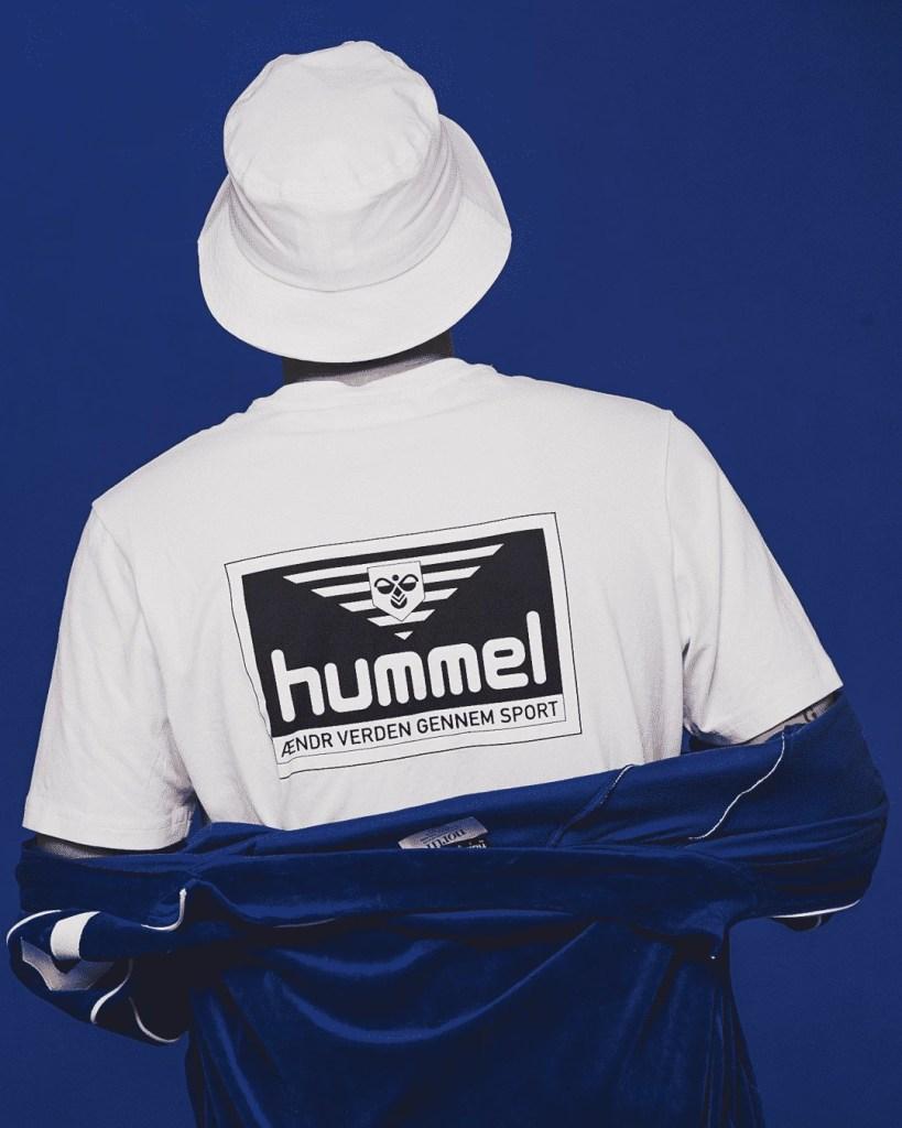 Mister V collabore à nouveau avec Hummel