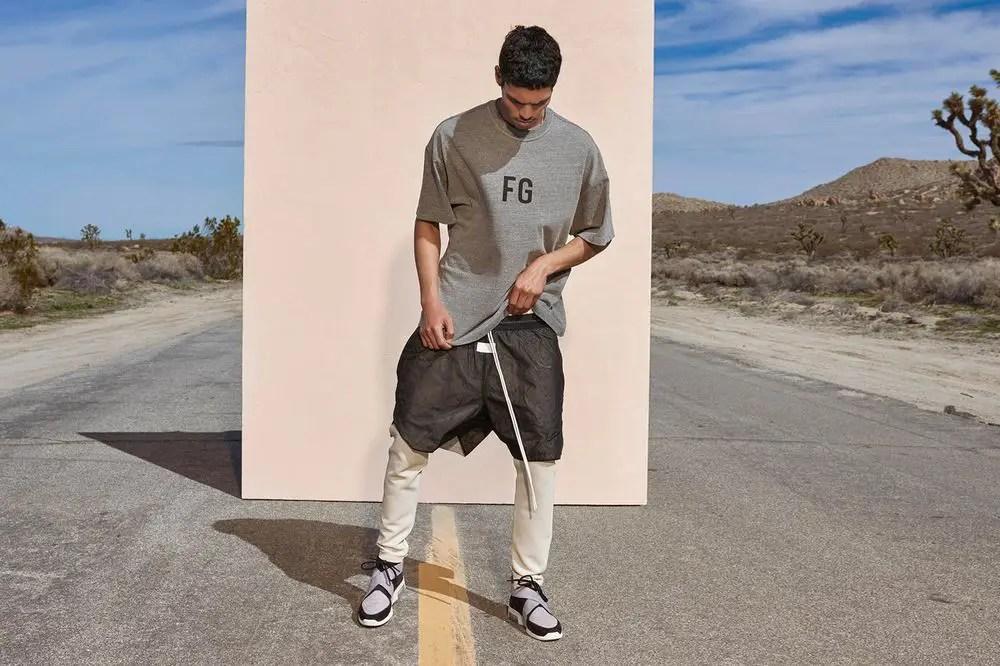 "Jerry Lorenzo annonce la sortie prochaine de la Nike Air Fear of God Raid ""F&F"