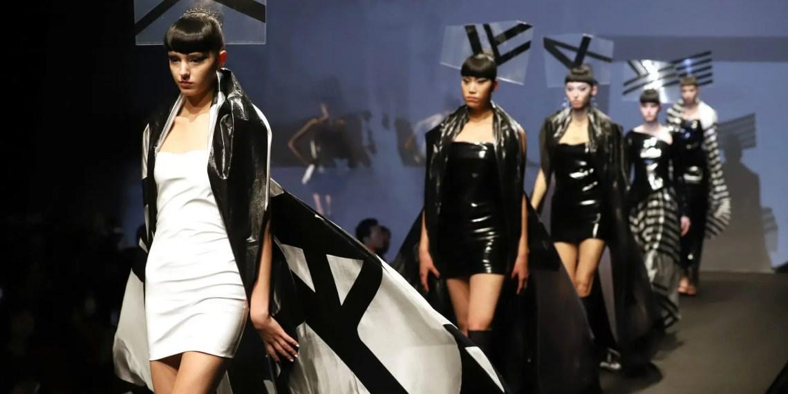La fashion week de Tokyo diffusée en ligne