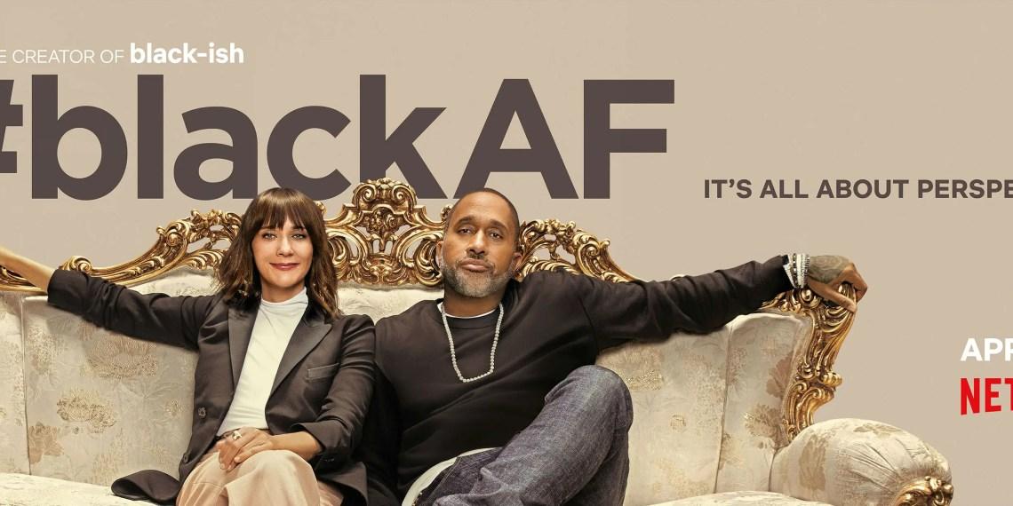 Kenya Barris, le créateur de Black-Ish, Grown-ish, et Mixed-Ish présente une nouvelle comédie du style documentaire, intitulée #blackAF
