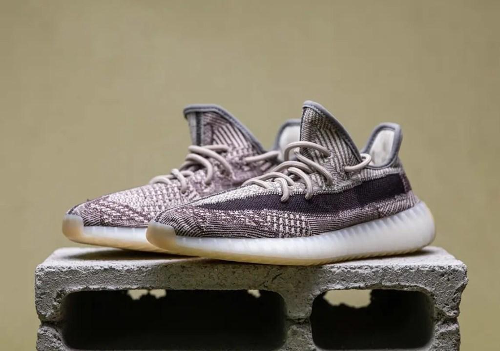 """Adidas et Yeezy nous dévoilent avec plus de détails la Adidas Yeezy Boost 350 v2 """"Zyon""""."""