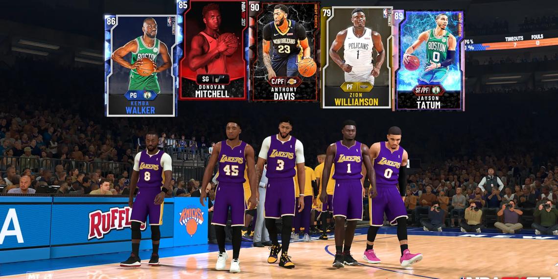 """Les joueurs de la NBA vont participer au tout premier """" NBA 2K Players Tournament """"."""