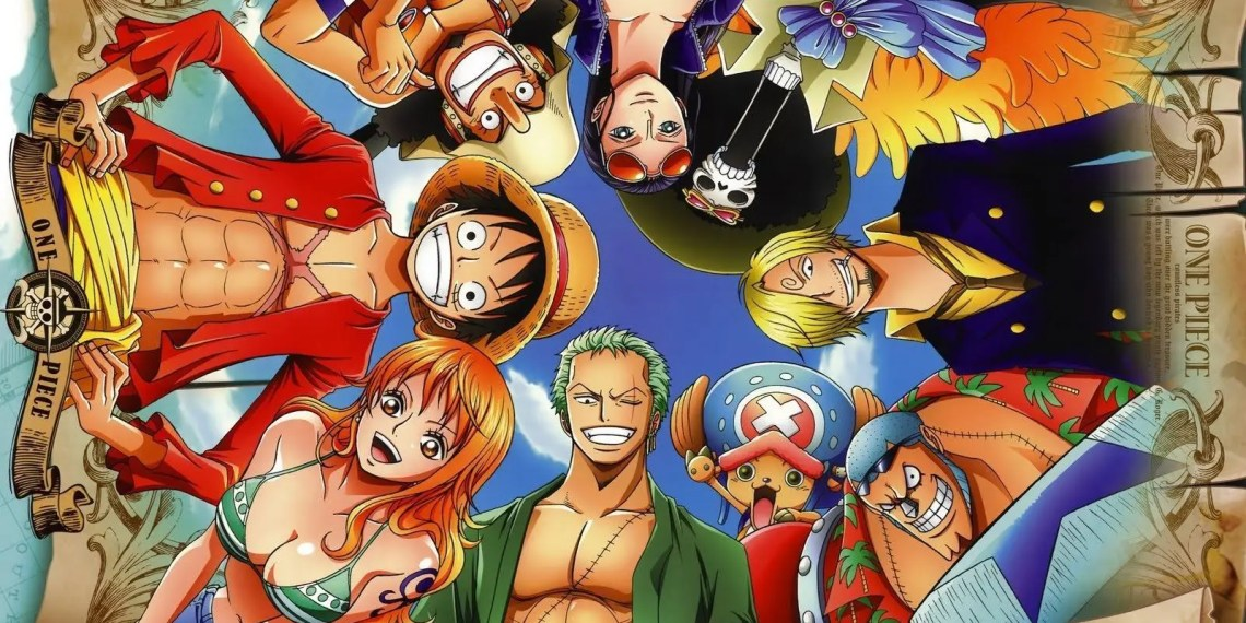 One Piece Chapitre 978 - Chaos In Onigashima Begins !