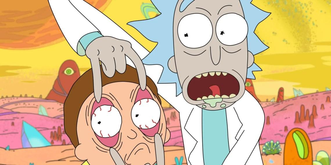 Rick et Morty Saison 4 - Date de sortie confirmée