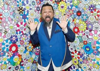 Suprême et Takashi Murakami collaborent contre le COVID 19