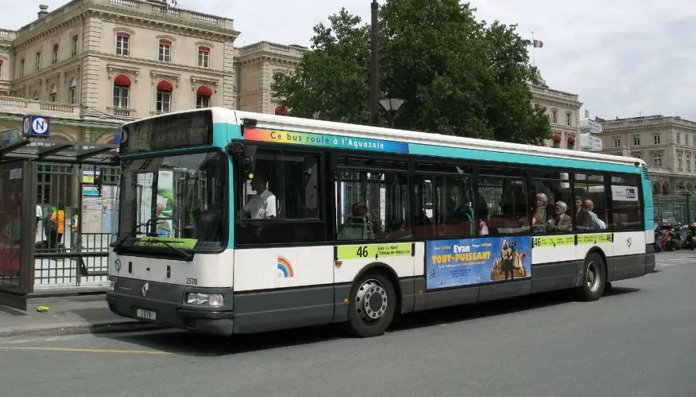 RATP : Il est désormais possible d'acheter son ticket de bus par SMS