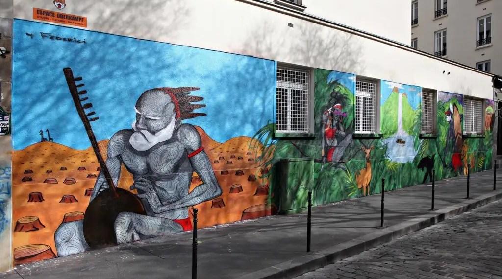 L'espace Oberkampf annonce la réouverture de sa galerie