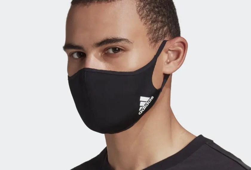 Adidas met en vente des masques pour lutter contre le COVID-19
