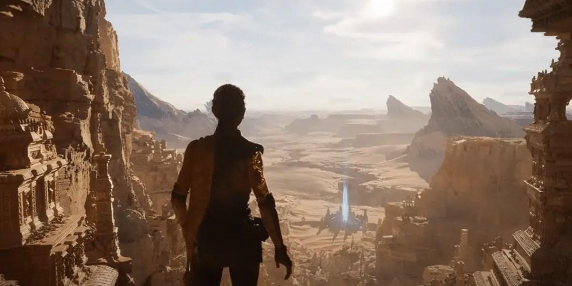 Unreal Engine 5 sur PS5 : une démo technique bluffante