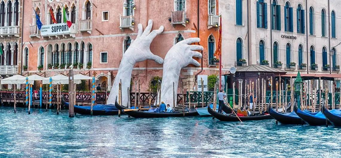 Biennale de Venise : report des dates