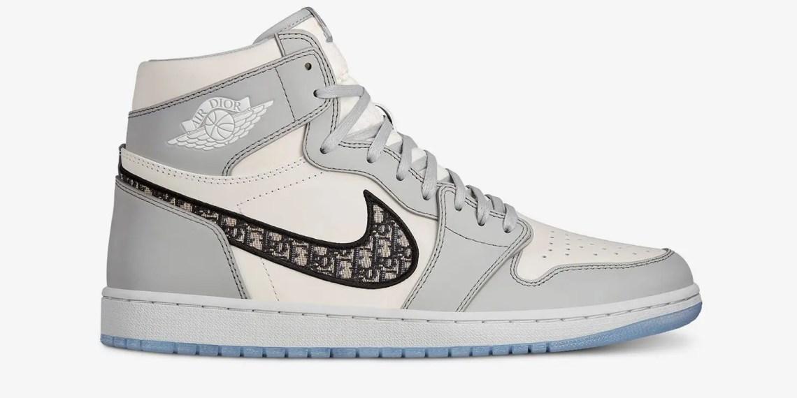 Une nouvelle date de sortie pour la Air Jordan 1 Dior ?