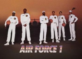 Un sneaker iconique : la Nike Air Force 1