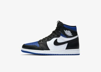La Air Jordan 1 « Royal Toe » vedette sneakers de la semaine
